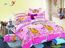 kid bedding set,children cartoon bedding,duvet cover,quilt cover,kids bed sheet