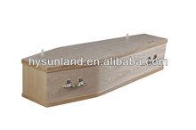cercueils de papier en provenance de chine