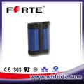 piladelacámara 2cr5 6v de litio de la batería mah 1400