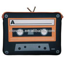Old School Designer neoprene laptop sleeve wholesale up to 13.3 inch