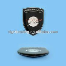 Custom Metal Stickers 3M Adhesive with Epoxy Sticker
