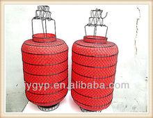 red cloth lanterns, Chinese lanterns, outdoor festival lanterns decor