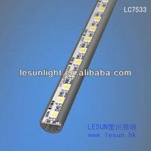Alta calidad! Led portátil 5050 72 leds / m LC7533