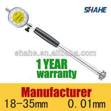 High Accuracy Dial Bore Gauge Hole Diameter Measuring Bore Gauge