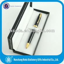 2014 high quality twist brass ball pen