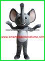 buena visual para adultos traje de elefante elefantes para adultos disfraces mascota