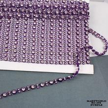 wholesale rhinestone chain trimming garment accessory (RC-003)
