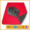 cheap high quality foldable outdoor camping pvc waterproof polar fleece picnic mat