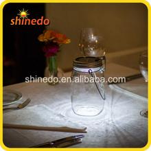 solar jar light