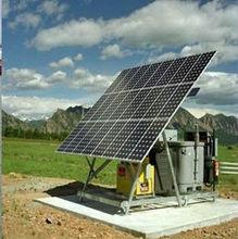 1000Watt polycrystalline solar cell system, solar energy company in China