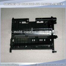 Auto ABS+PC custom plastic part for printer/plastic parts