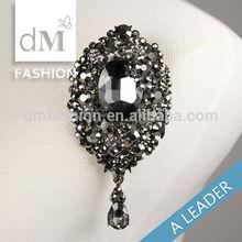 Wholesale decorative wedding rhinestone brooch
