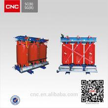 SC(B),SG(B) Dry type transformer (Up to 35KV) /electric transformer dry transformer