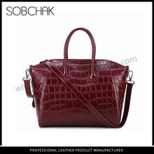 clothes shopping mall wholesale handbag new product luxury genuine leather handbag designer fashion handbags ladies
