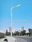 led street light post