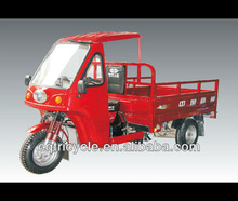 semi closed cabin cargo tricycle/triciclo