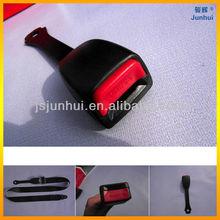 Various design seat belt buckle it extends seat belt car