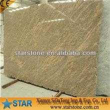 California Gold Granite Slab
