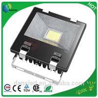 SAA CSA IP65 outdoor sports field lighting battery powered supply 50W Led Flood Light