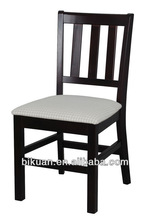 BQ solid with comfort Folding Dining Chair