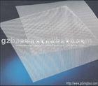 Patinized titanium mesh anodes