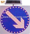 la seguridad vial solar regístrate símbolo