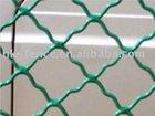 beautiful grid mesh/window fence