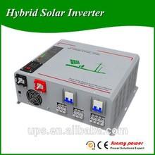1KW,2KW,3KW Built In MPPT Solar Controller, Hybrid Solar Inverter