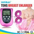 حار لطيف المرأة الجنس أفضل ems عشرات آلة حلمة الثدي تعزيز التدليك