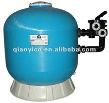 2012(High-grade)Swimming pool fiberglass side-mount sand filter