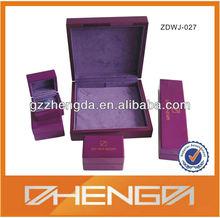 High Quality Customized Jewelry box & Luxury Wooden Jewelry Box
