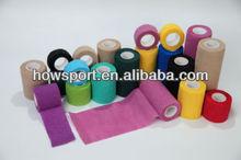 (T)nonwoven cohesive elastic bandage coban 3m