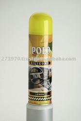 auto slicone spray car cleaner