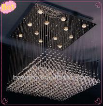 Base in acciaio inox per la chandeliercrystal società di importazione lampadari, 2013 cristalli asfour lampadari prezzi