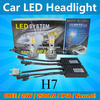 2014 newest 25w cree car led h1 h3 h4 h7 h8 h9 h10 h11 9004 9005 9006 9007 car headlight with 2500 lumens