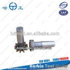 M1, Taper shank type gear shaper cutter.shaping cutters manufacturers,