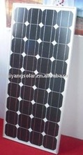 12v 90w mono-crystalline silicon solar panel with high quality and good price