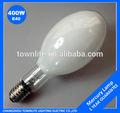 400w de vapor de mercurio de la lámpara