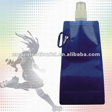 2012 new design soft water bottle