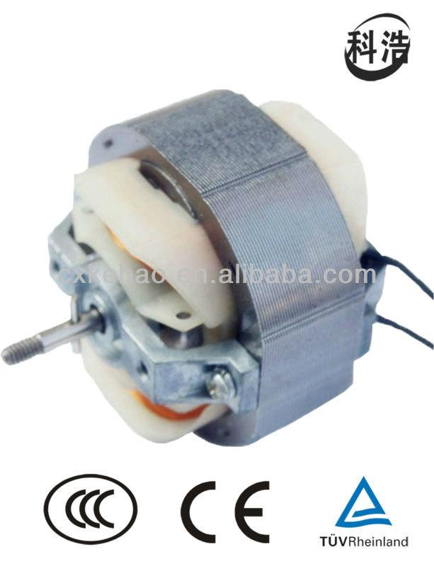 Condenser fan motor for split airconditioner
