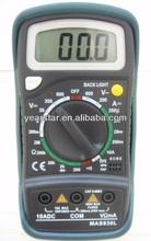 Mini Digital Multimeter MAS830L