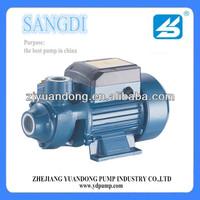 QB60/qb80 pump/copper or alinumim wire/cast iron body/low price high quality 1''size