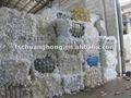Trocken, sauber und neu weiß polyurehtane schrott schaumstoff für verbundschaum ohne haut