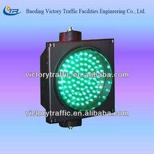 traffic greenlight/ 300mm LED PC traffic light