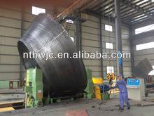 Metal sheet roll bender machine W11S-50x2500