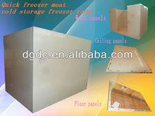 Quick freeze meat cold storage freezer room