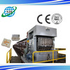 Recycling Waste Paper Egg Tray Machine / Paper Recycling Machine Prices / Vegetable Tray Machine