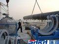 Irrigação paisagística hdpe80/100 classes de tubos de pead