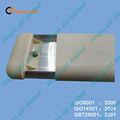 Parede de vinil guarda/proteção da parede para uso hospitalar