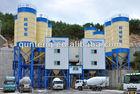 Mobile Concrete Batch Plant (HZS25-200)